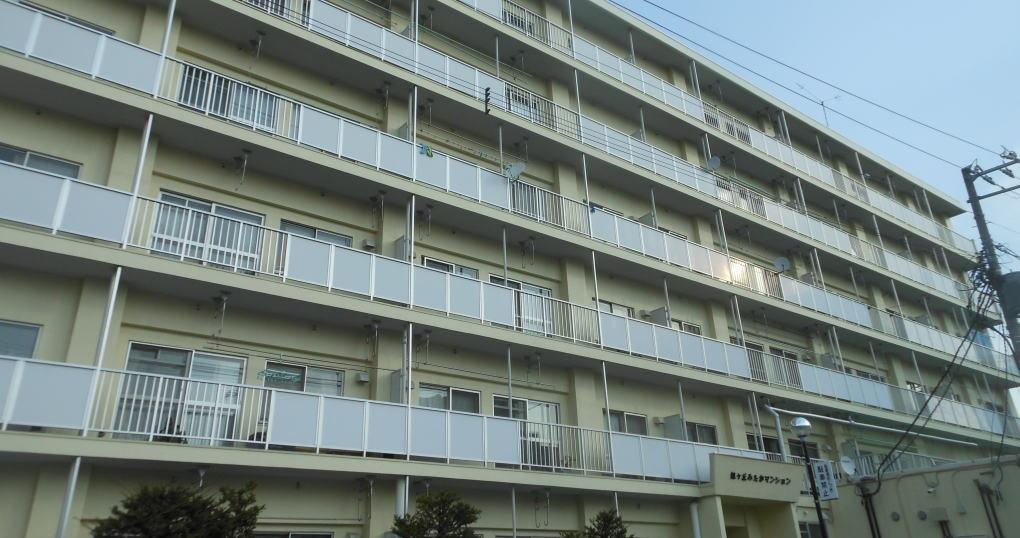 旭ヶ丘みたかマンションの外観