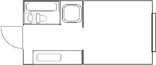 コーポみずほ(205)の間取り図