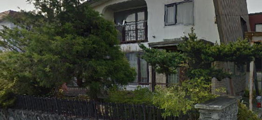 札幌市白石区菊水元町の貸一戸建の外観