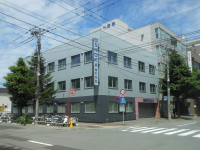 大通慈恵ビル(西18丁目駅近くの貸事務所)