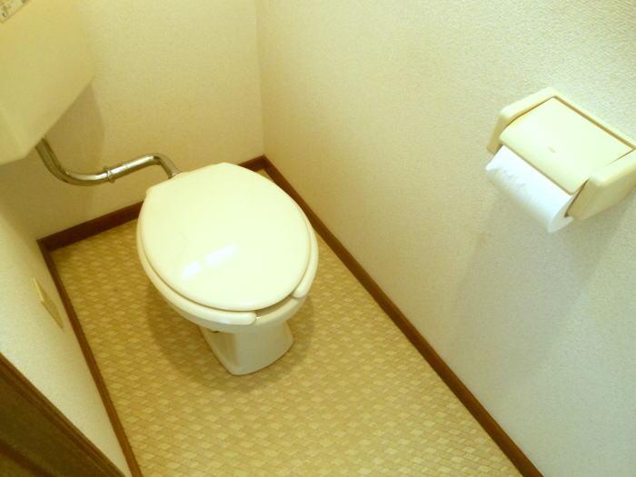 SKハイツⅠ(201)のトイレ