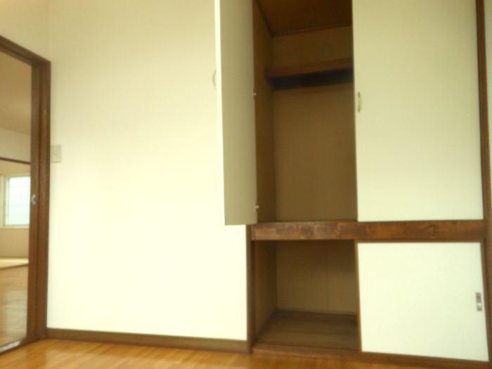 SKハイツⅠ(201)の洋室(4.5)の収納