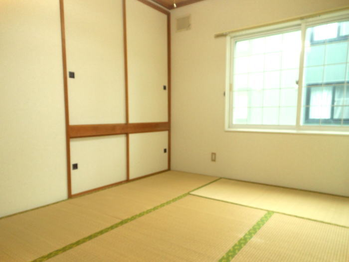 SKハイツⅠ(201)の和室