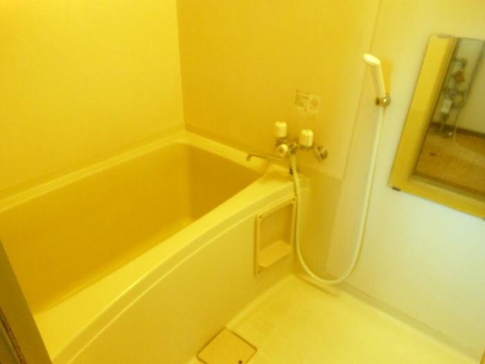 SKハイツⅠ(201)の浴室