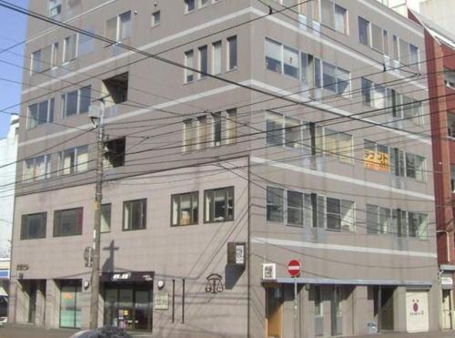 札幌市中央区南5条西の貸事務所(次田ビル201)