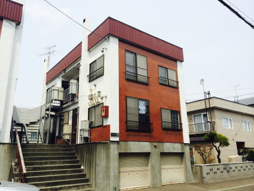 豊平区美園の賃貸アパート(家賃¥36,000以下)