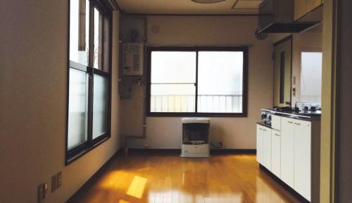 地下鉄美園駅の部屋(ワトミ1号館)