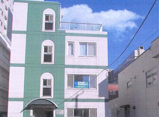 山根ビル - 札幌市中央区南1条東6丁目の貸事務所