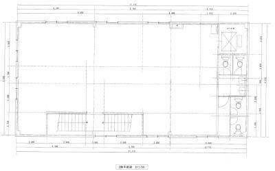 第一義経ビル2階間取り図