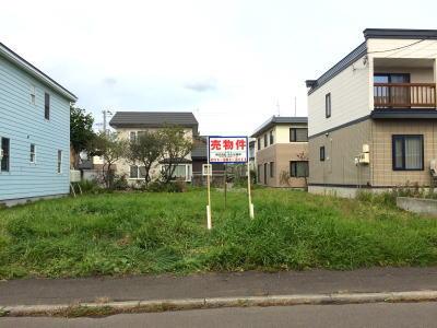 札幌市北区あいの里3条8丁目の売り土地