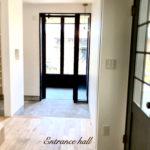 カードキーの玄関ドア(玄関)